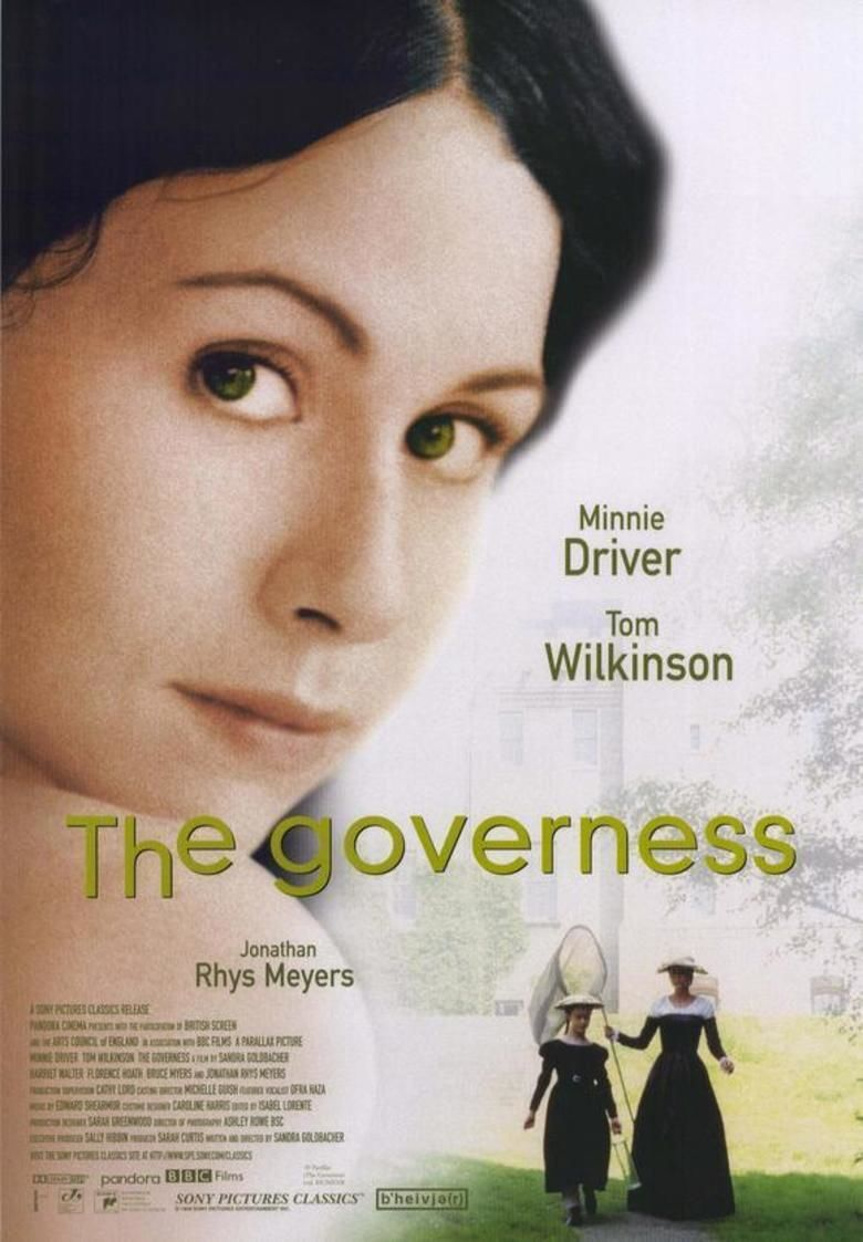 The Governess movie poster