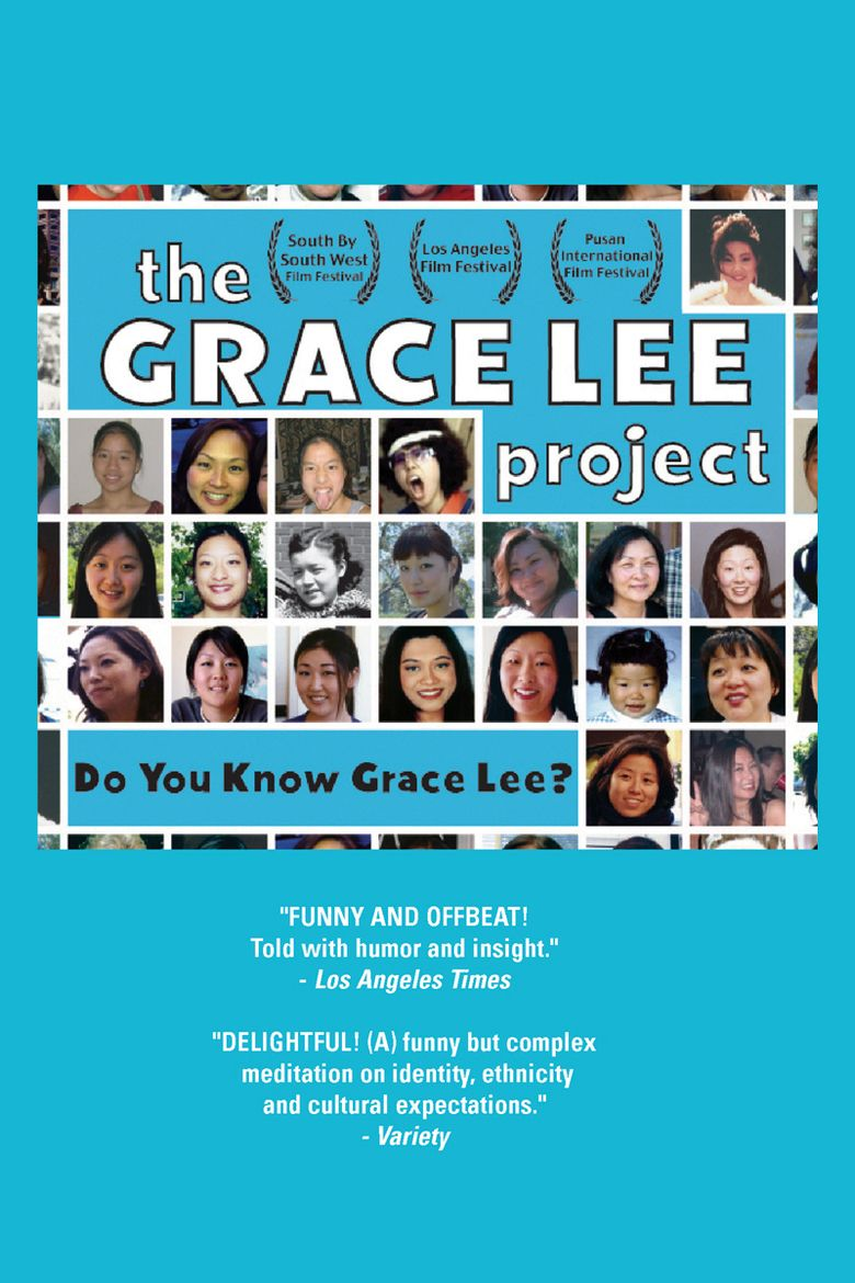 The Grace Lee Project movie poster