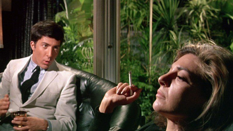 The Graduate movie scenes