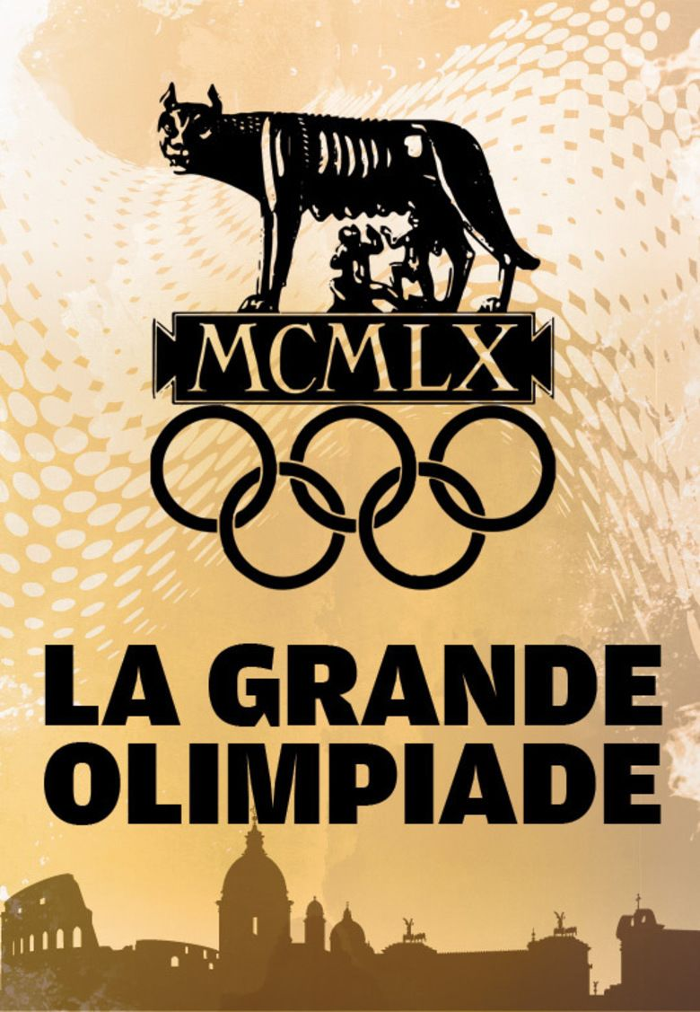 The Grand Olympics movie poster