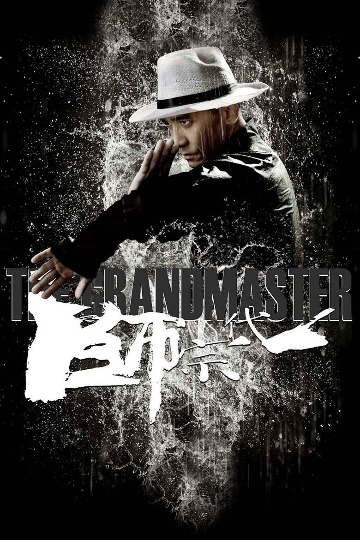 The Grandmaster (film) movie poster