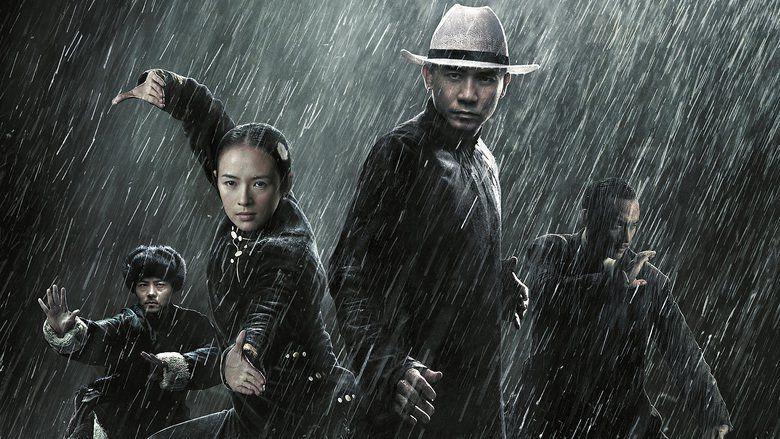 The Grandmaster (film) movie scenes