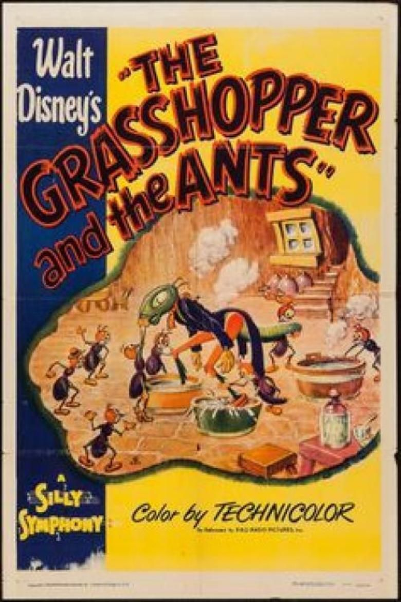 The Grasshopper and the Ants (film) movie poster