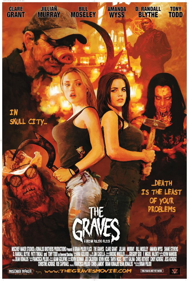 The Graves (film) movie poster