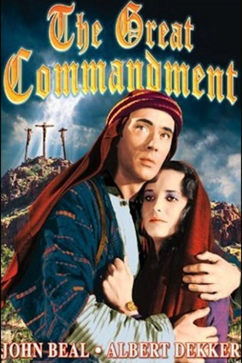 The Great Commandment movie poster