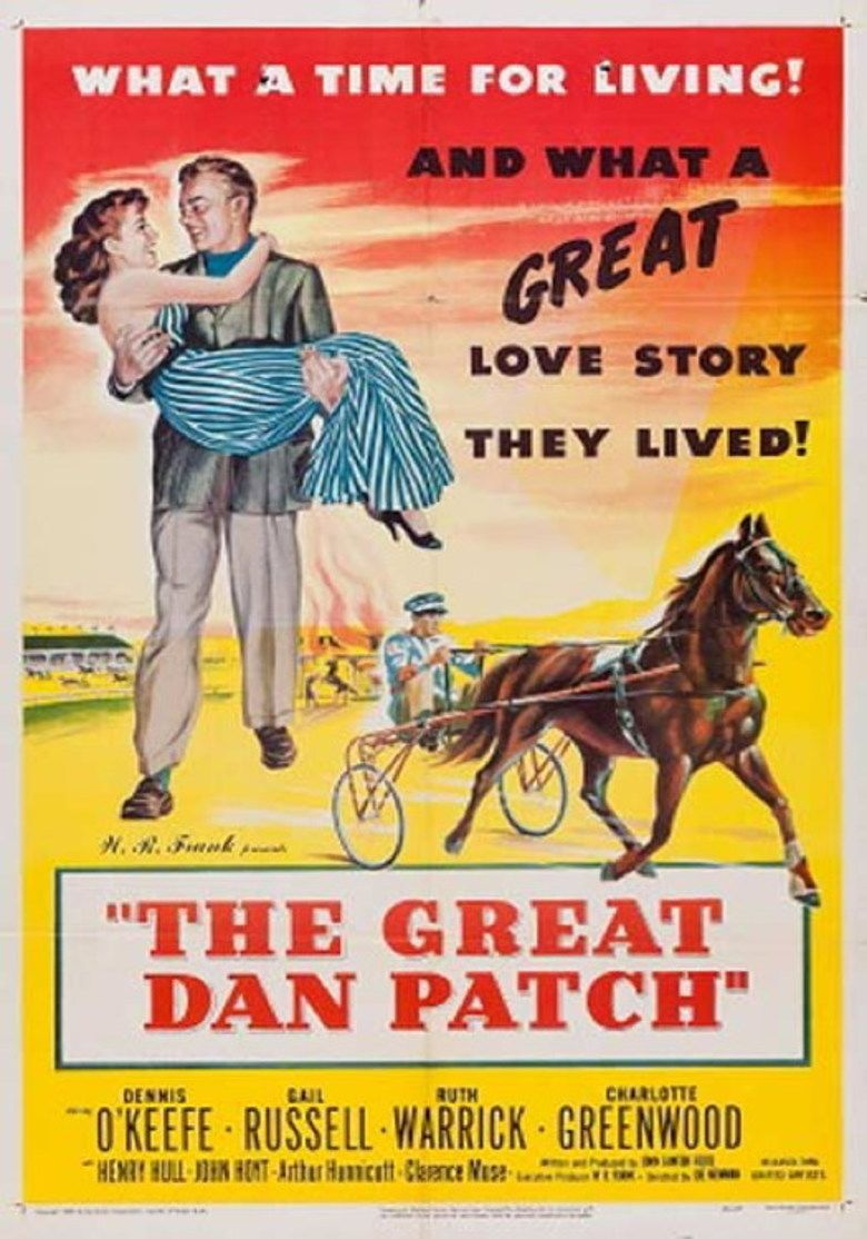 The Great Dan Patch movie poster