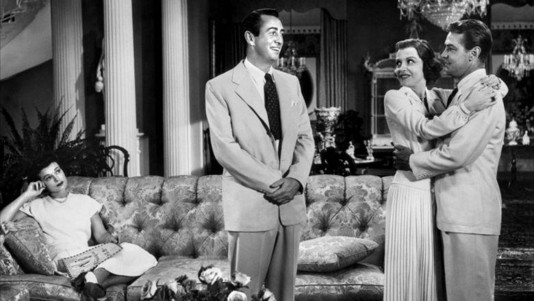 The Great Gatsby (1949 film) movie scenes