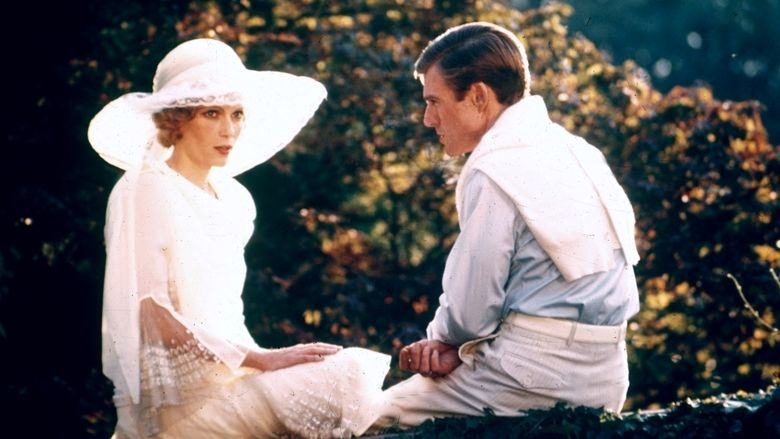 The Great Gatsby (1974 film) movie scenes