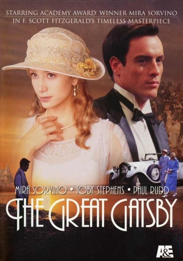 The Great Gatsby (2000 film) movie poster