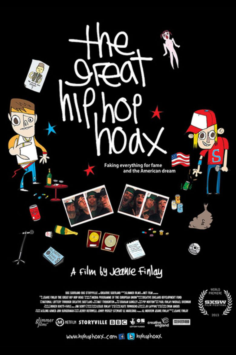 The Great Hip Hop Hoax movie poster