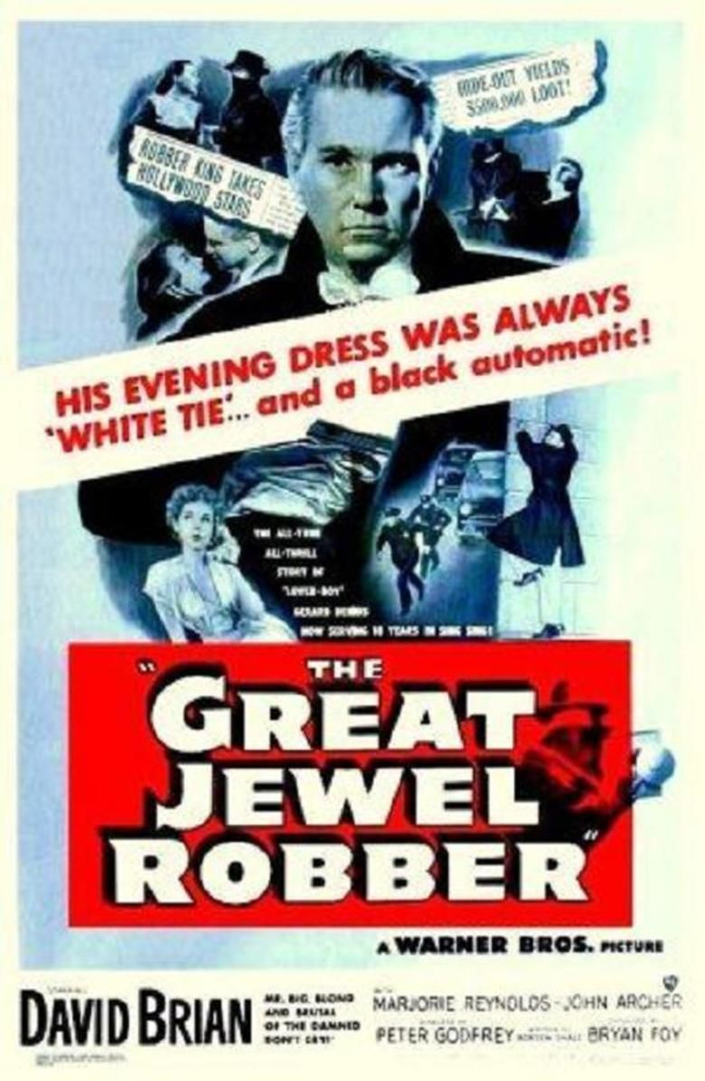 The Great Jewel Robber movie poster