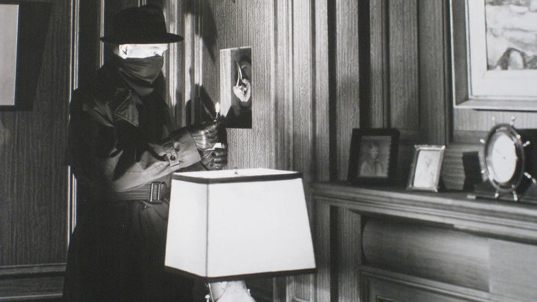 The Great Jewel Robber movie scenes