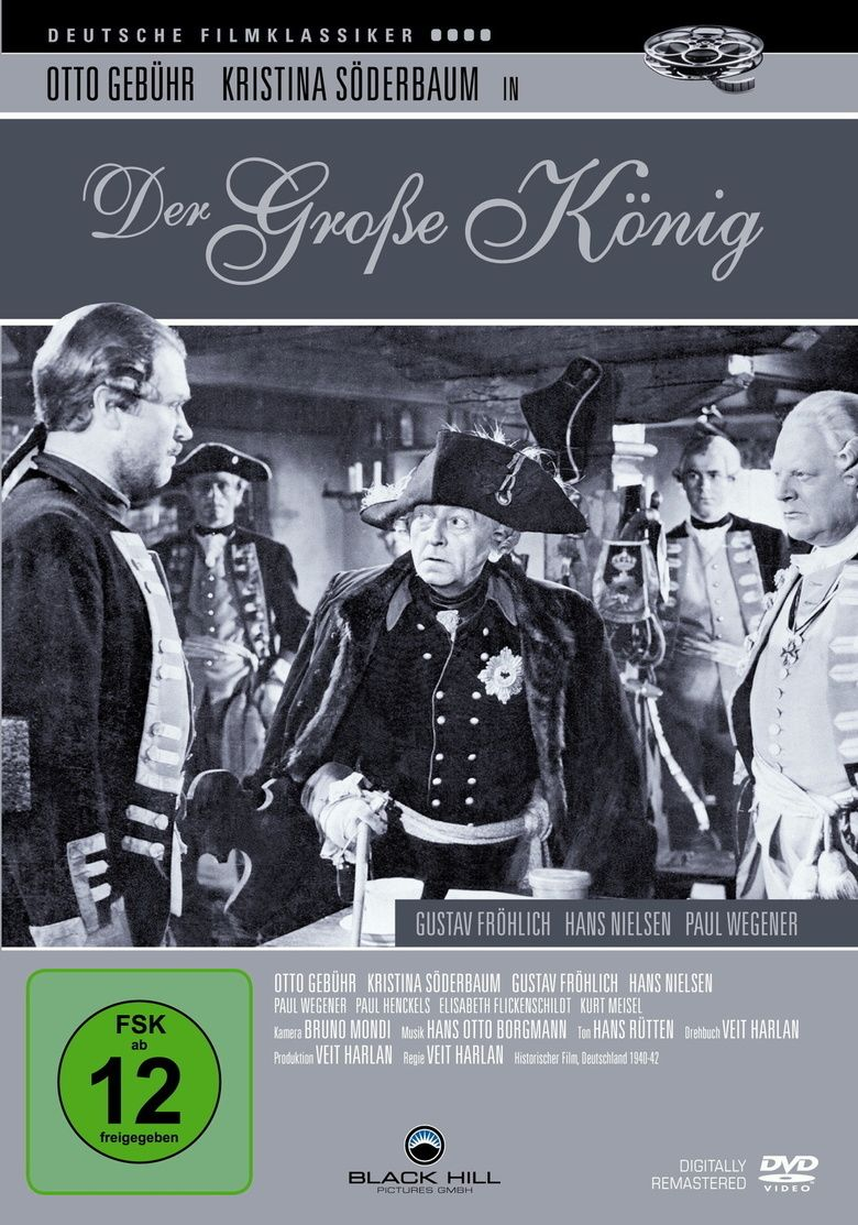 The Great King movie poster