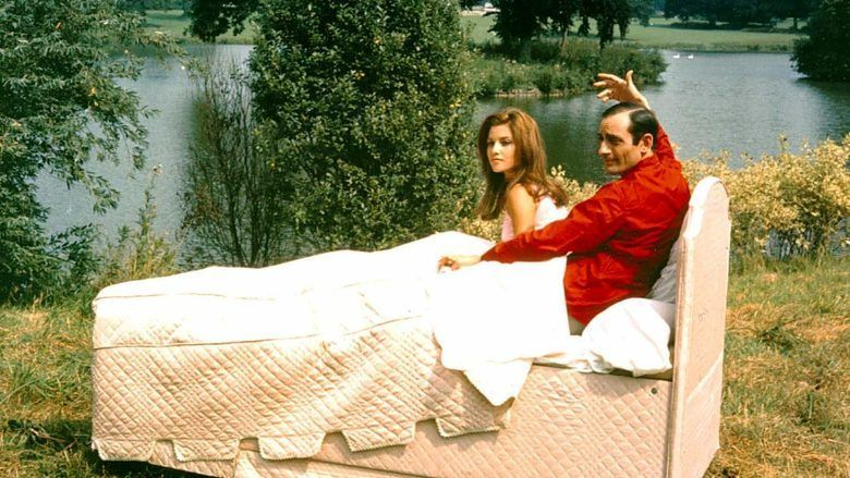 The Great Love (1969 film) movie scenes