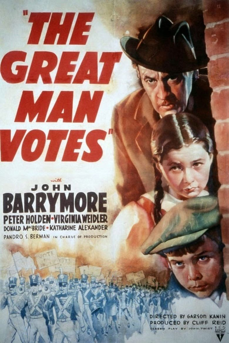 The Great Man Votes movie poster