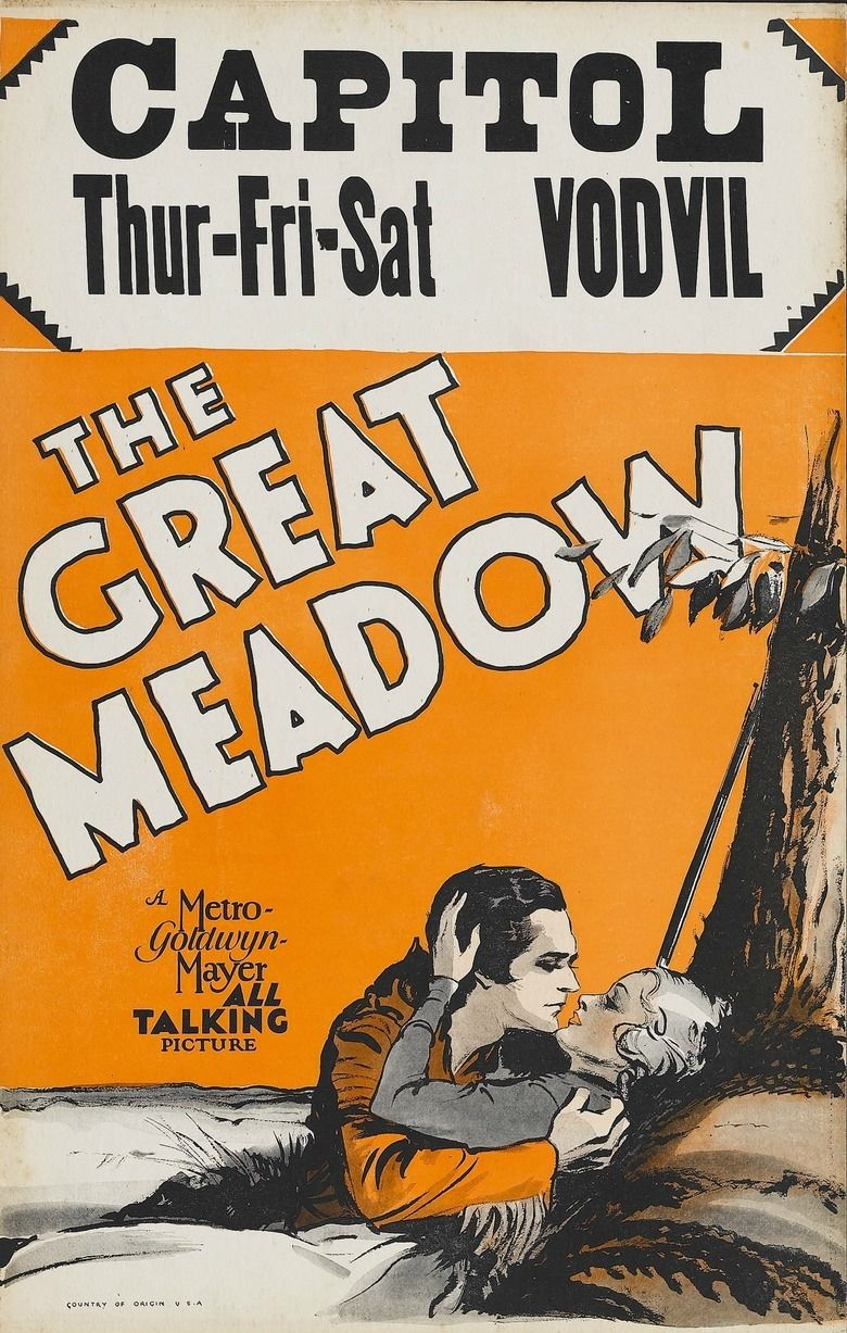 The Great Meadow movie poster