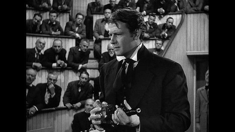 The Great Moment (1944 film) movie scenes
