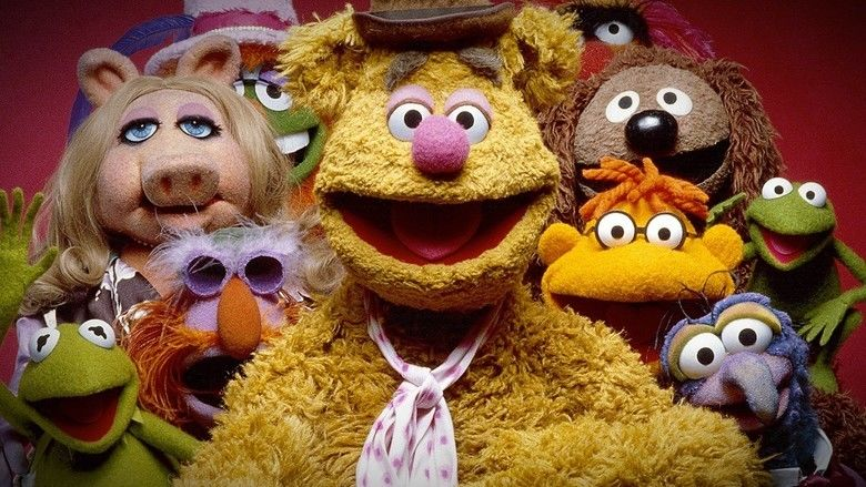 The Great Muppet Caper movie scenes