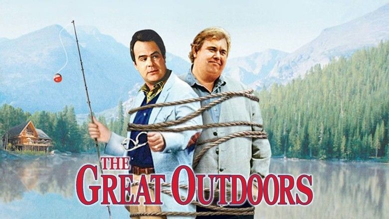 The Great Outdoors (film) movie scenes
