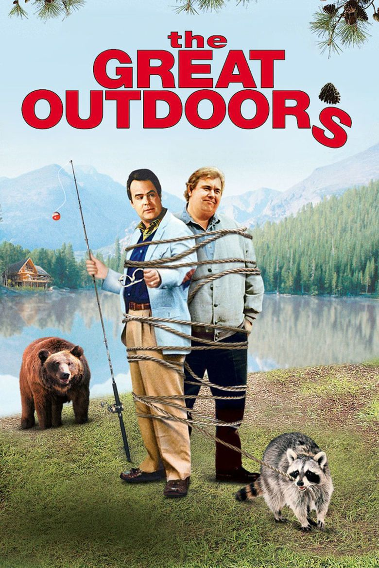 The Great Outdoors (film) movie poster
