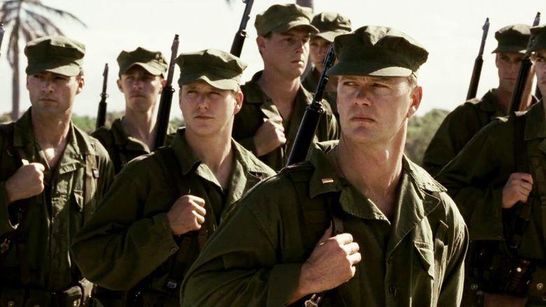The Great Raid movie scenes