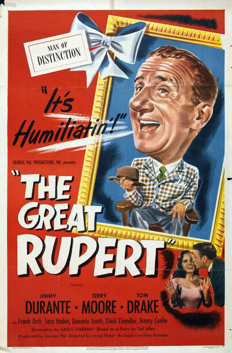 The Great Rupert movie poster