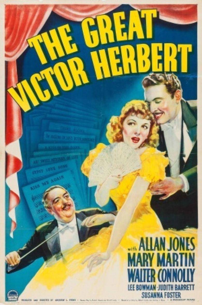 The Great Victor Herbert movie poster