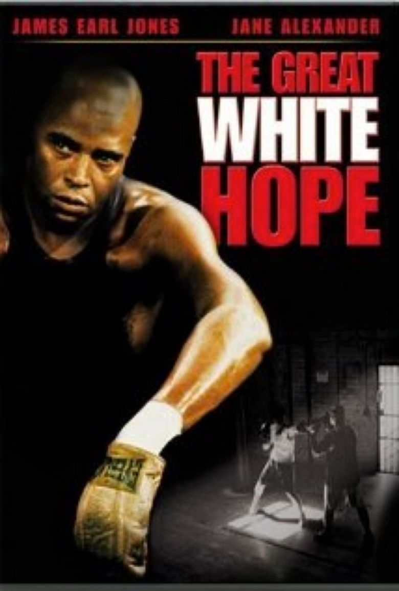 The Great White Hope (film) movie poster