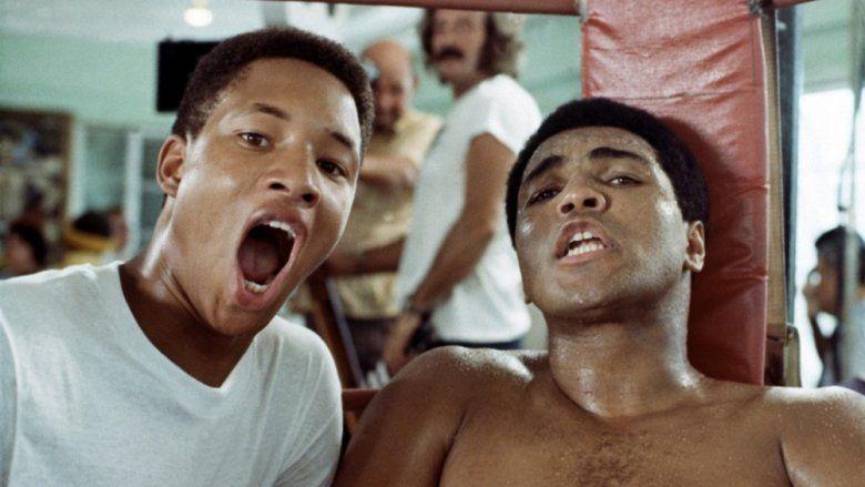 The Greatest (1977 film) movie scenes