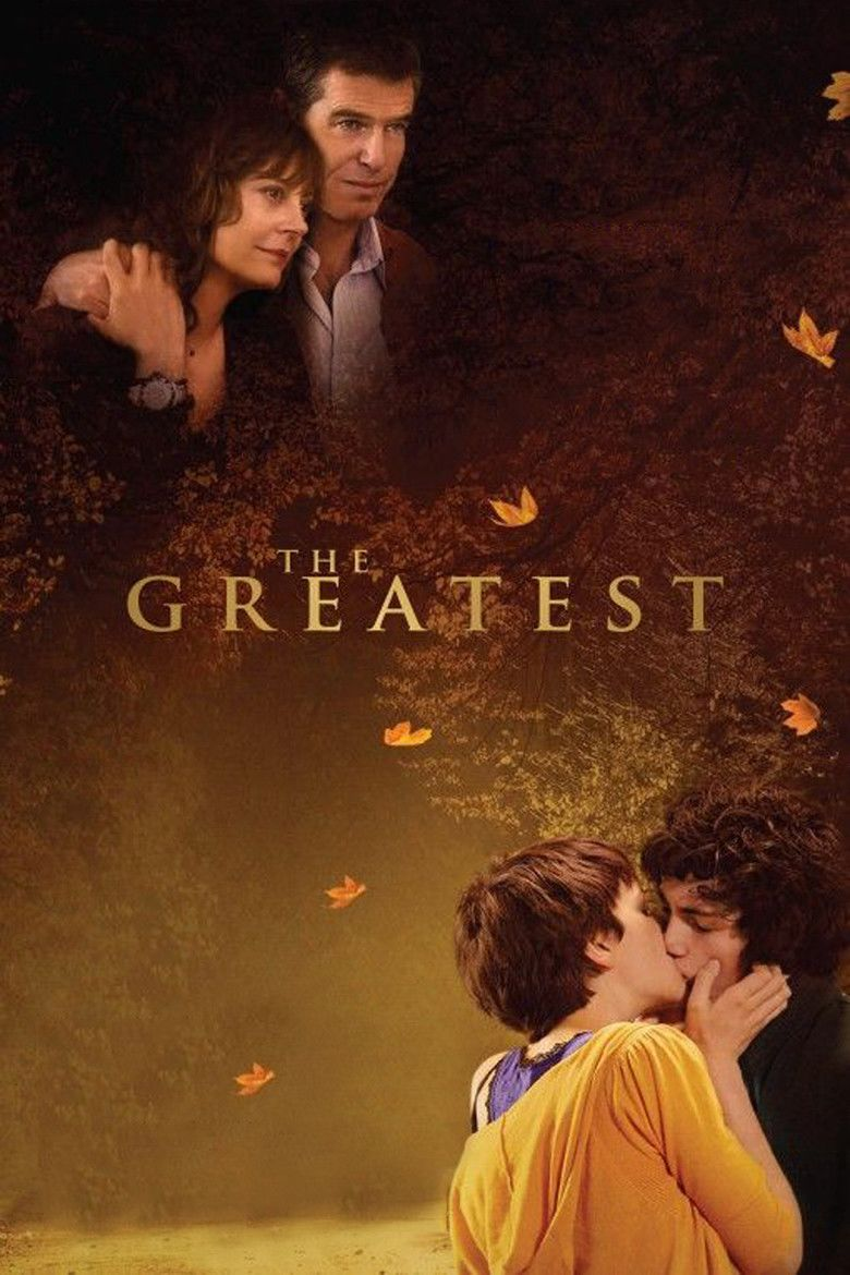 The Greatest (2009 film) movie poster