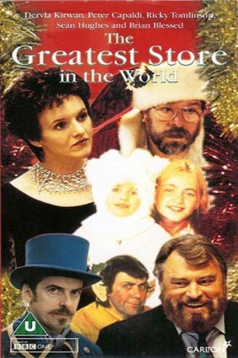 The Greatest Store in the World movie poster