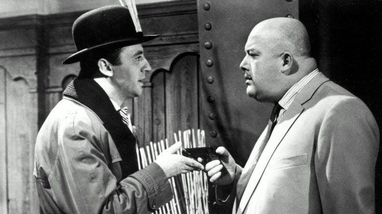 The Green Archer (1961 film) movie scenes