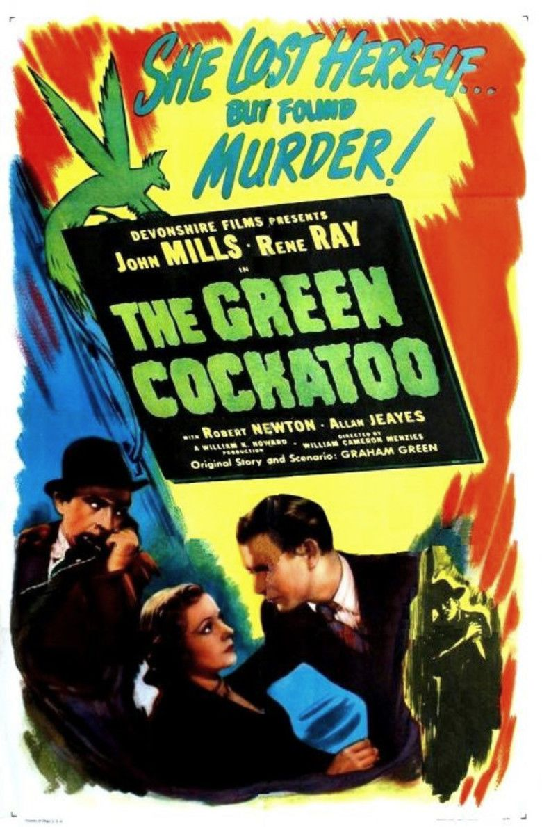 The Green Cockatoo movie poster