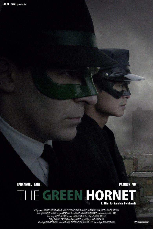 The Green Hornet (2006 film) movie poster
