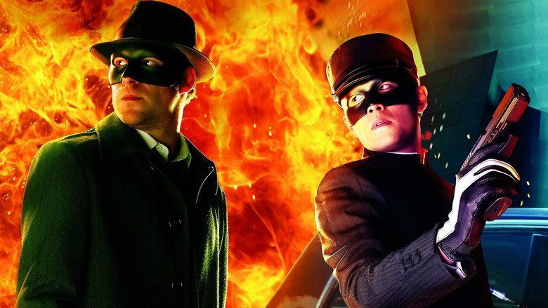 The Green Hornet (2011 film) movie scenes
