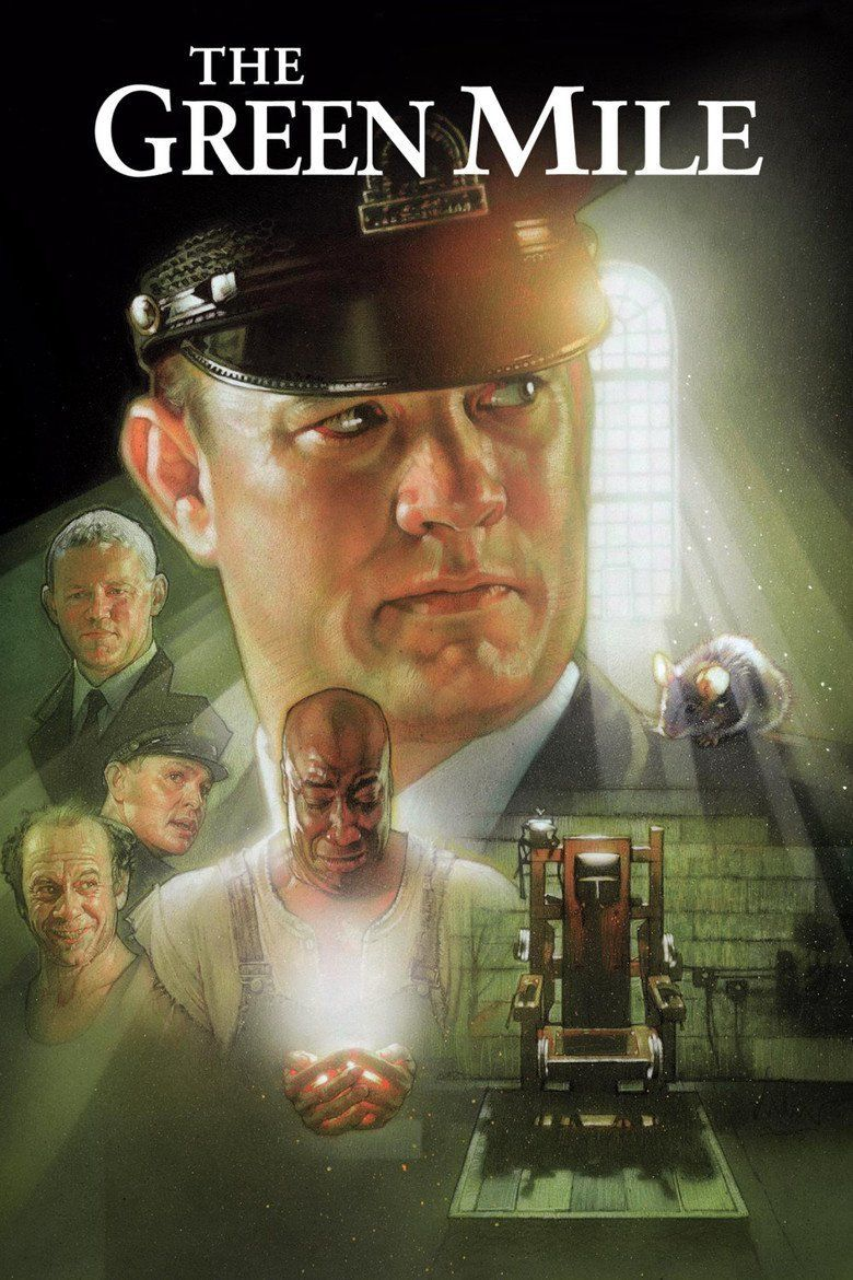 The Green Mile (film) movie poster
