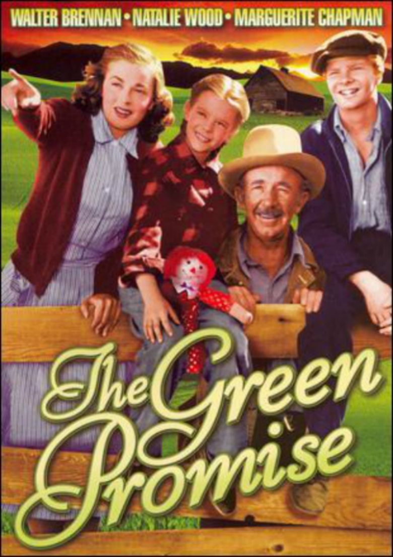The Green Promise movie poster