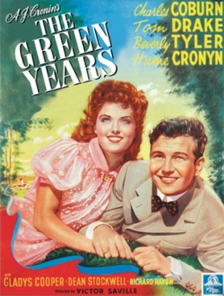 The Green Years (film) movie poster