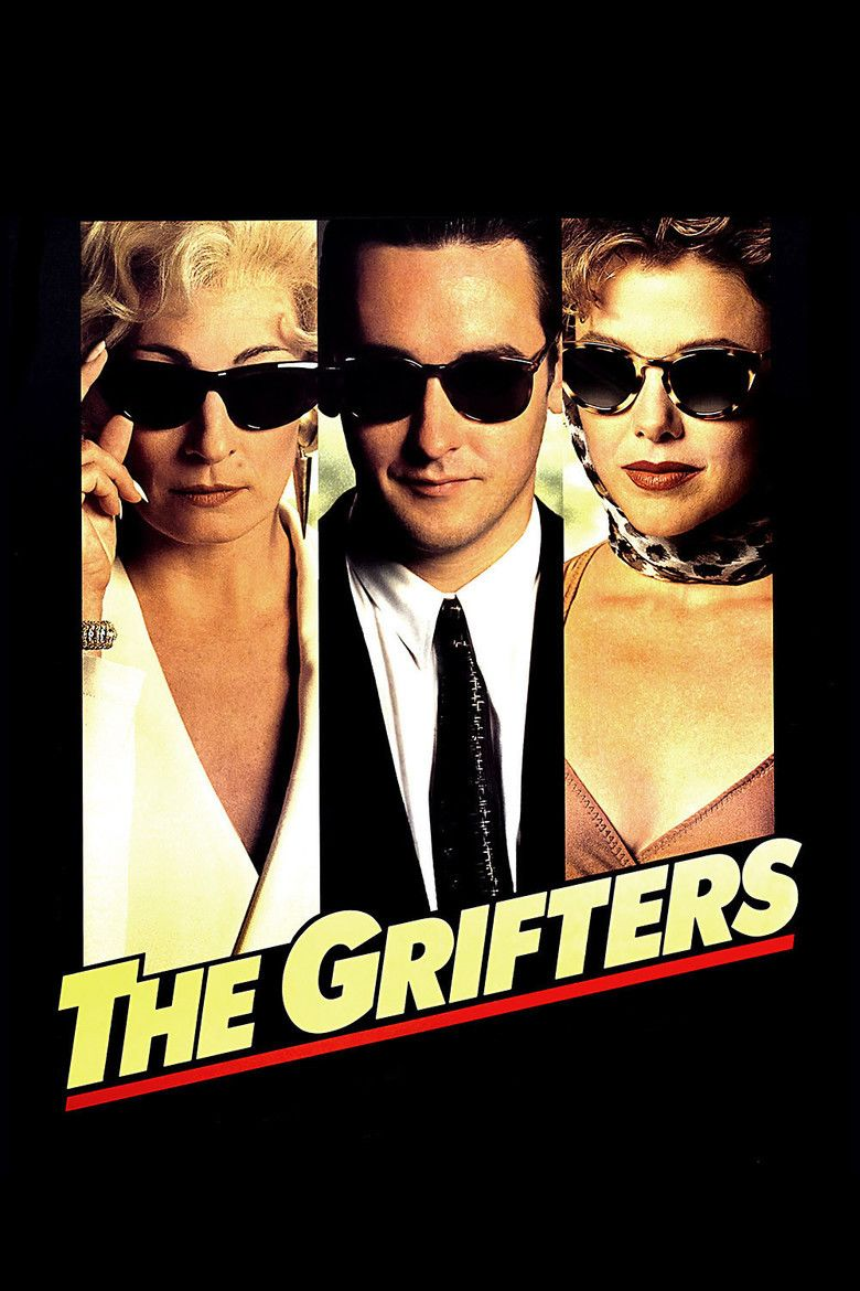 The Grifters (film) movie poster