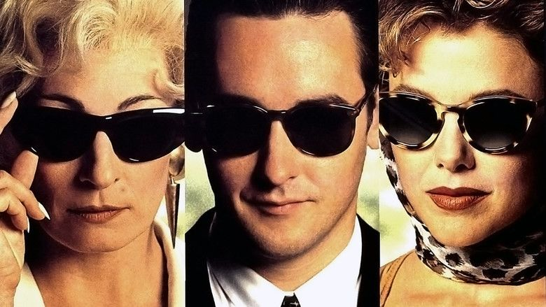 The Grifters (film) movie scenes