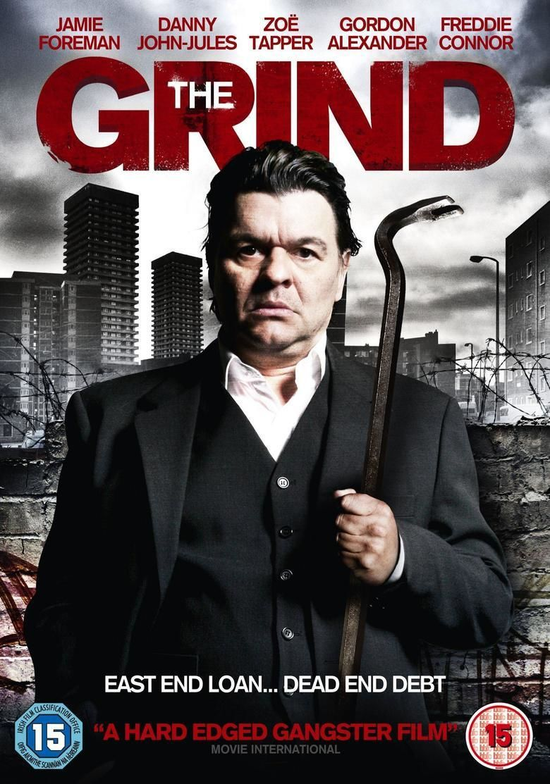 The Grind (2012 film) movie poster