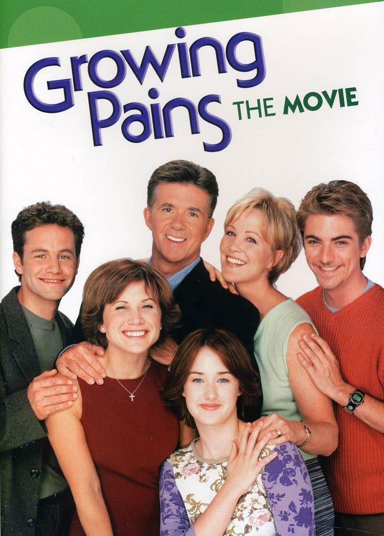 The Growing Pains Movie movie poster