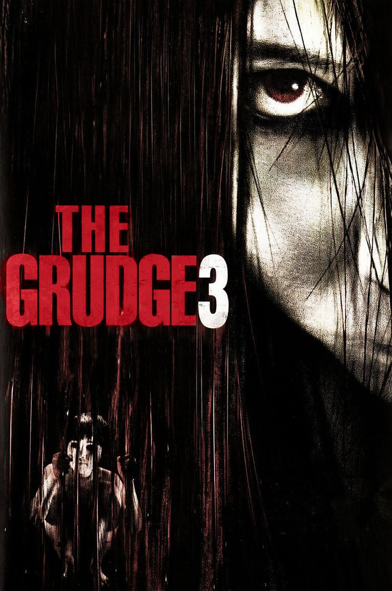 The Grudge 3 movie poster