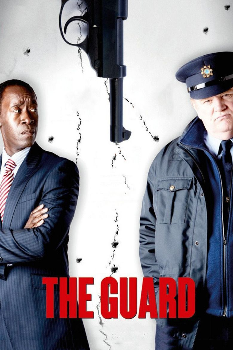 The Guard (2011 film) movie poster