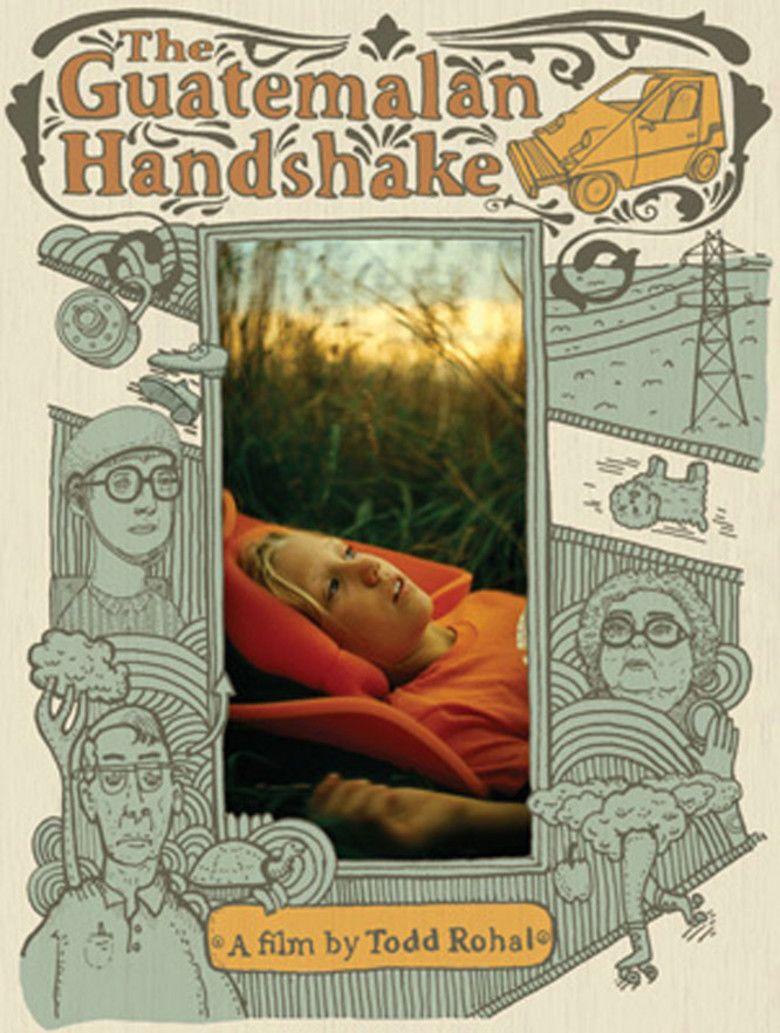 The Guatemalan Handshake movie poster