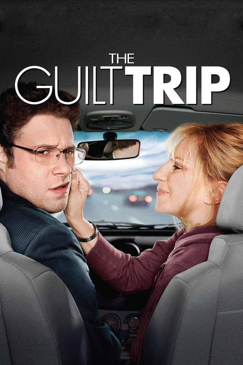 The Guilt Trip (film) movie poster