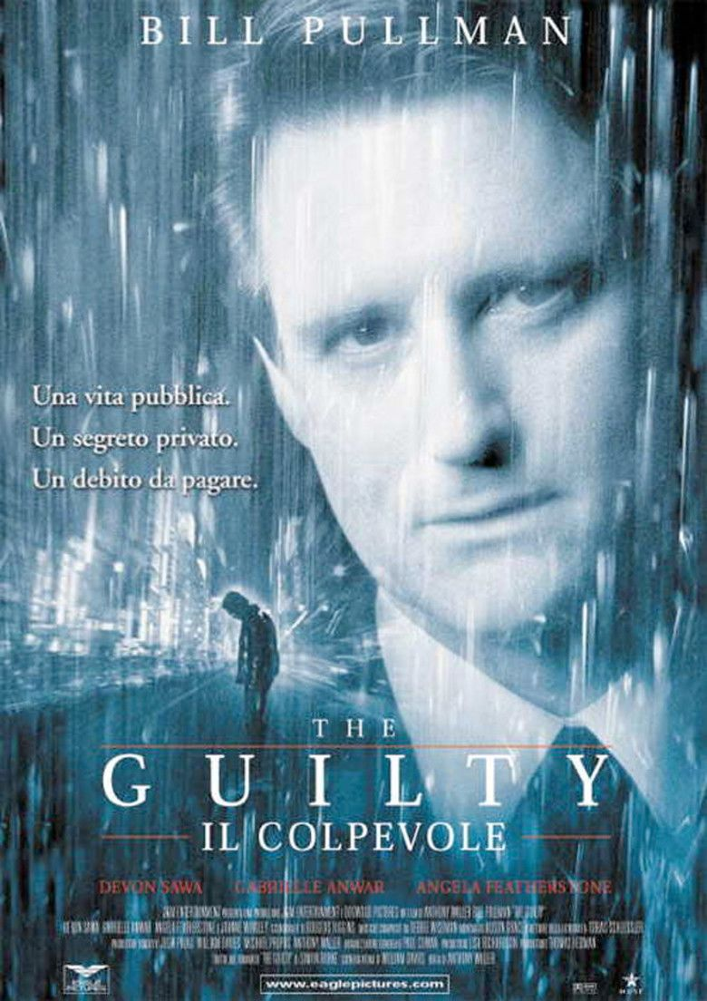The Guilty (2000 film) movie poster