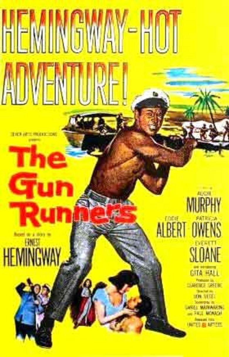 The Gun Runners movie poster
