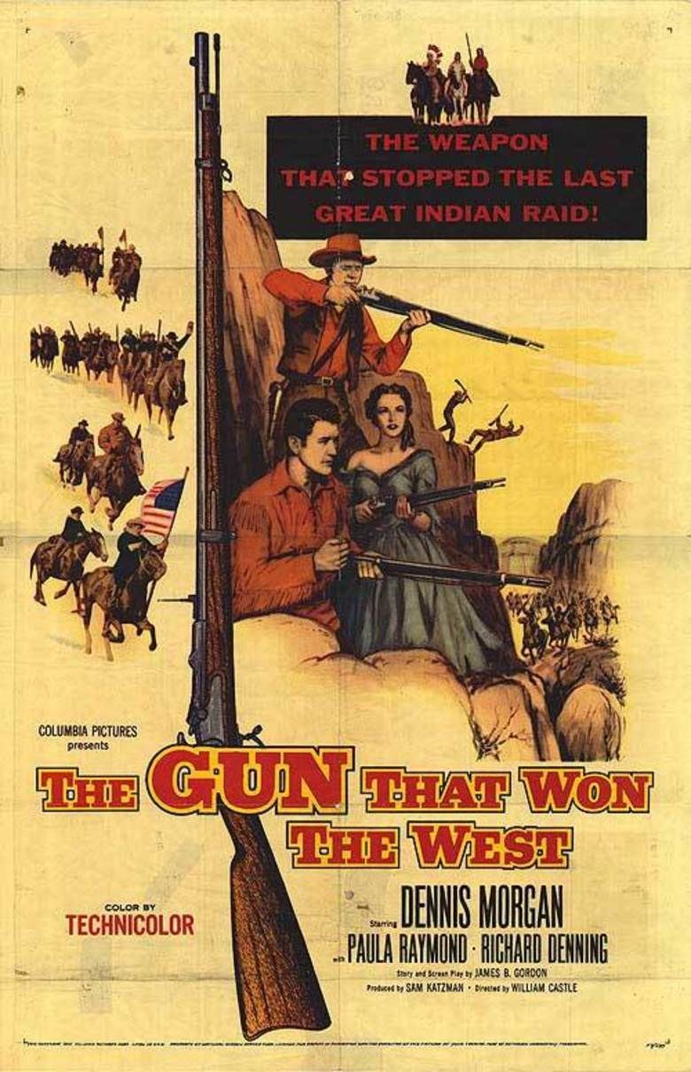The Gun That Won the West movie poster
