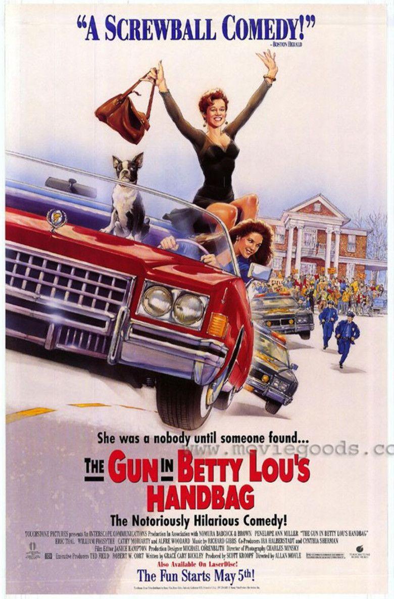 The Gun in Betty Lous Handbag movie poster